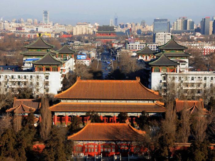 中国留学 北京・上海