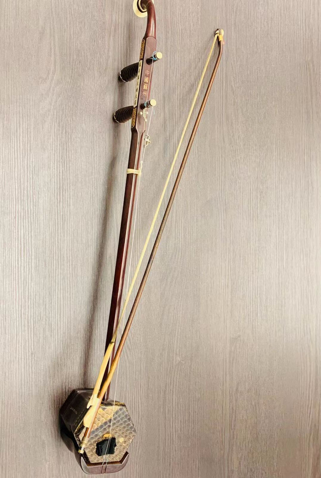 二胡 楽器 写真 1